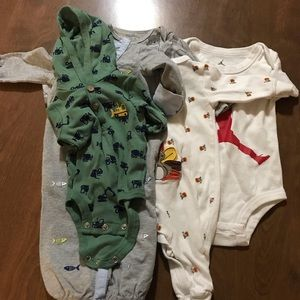 Baby boy 5 piece bundle